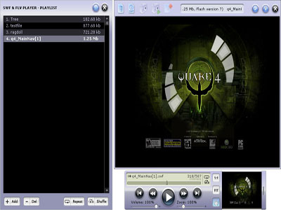 Click to view Eltima Flash Player 3.0 screenshot